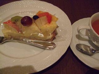 デリシャス ドゥ パリス ケーキ