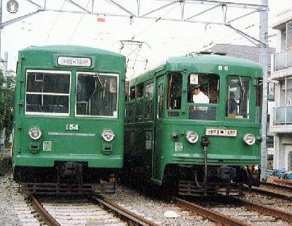 世田谷線(レトロ)