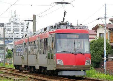 世田谷線(赤)