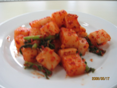 22回韓国料理10