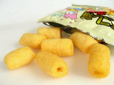 菓道--もろこし輪太郎。