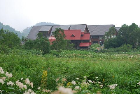自然園ビジターセンター