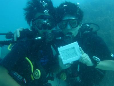 タオ島、ダイビング、アドバンス