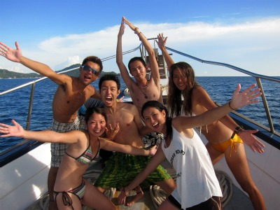 タオ島 ファンダイビング 講習