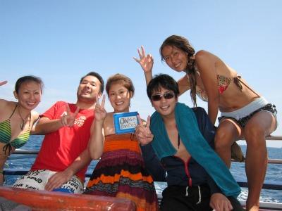 OW講習 ファンダイビング タオ島