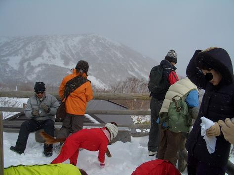 茶臼岳 峰の茶屋 042