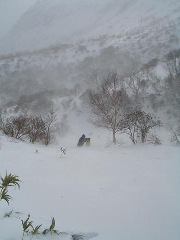 茶臼岳 峰の茶屋 047