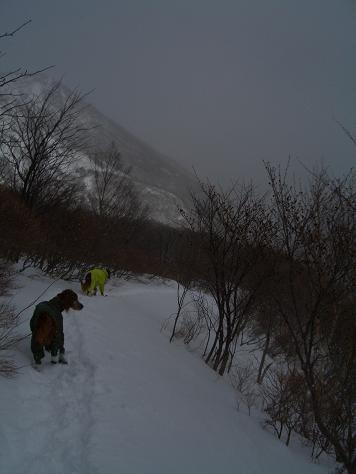 茶臼岳 峰の茶屋 085