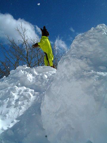 3月4日那須岳散歩 035