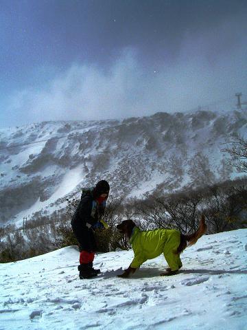 3月4日那須岳散歩 044