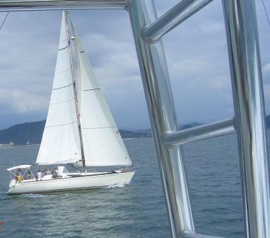 クルージング ヨット