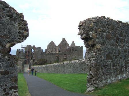 Dunluce castle 2