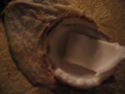 3 ココナッツ