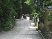1号路入り口