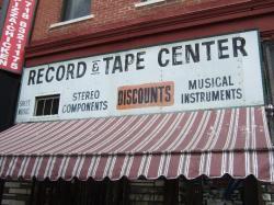 record tape