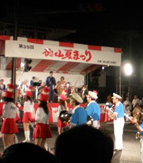 徳山夏祭り