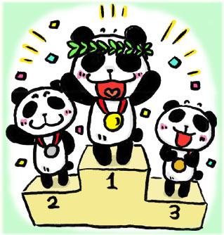 オリンピックパンダ