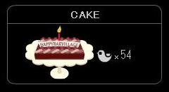 """CAKE-B"""