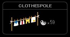 """CLOTHESPOLE"""