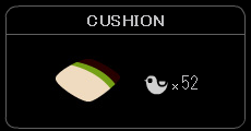 """""""CUSHION-BG"""""""