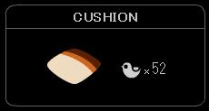 """""""CUSHION-BO"""""""