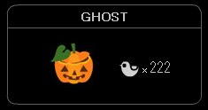 """GHOST-Halloween"""