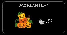 """JACKLANTERN"""