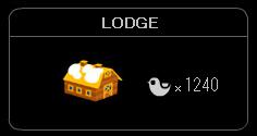 """""""LODGE"""""""