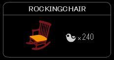 """ROCKINGCHAIR"""