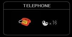 """TELEPHONE-R"""