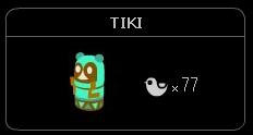 """""""TIKI-G"""""""