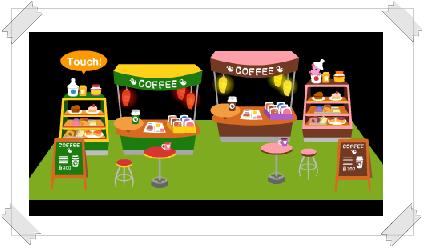 """""""オウルベアのカフェ"""""""