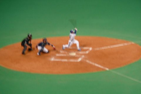 平田3塁打