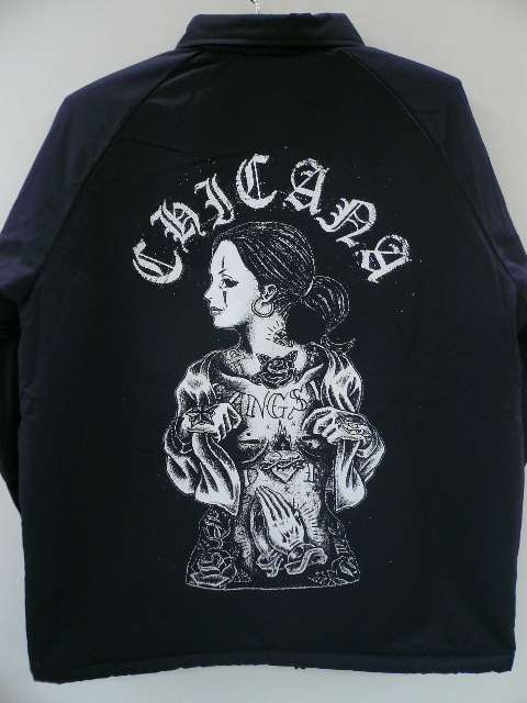 GANGSTERVILLE CHICANA COACHES JKT