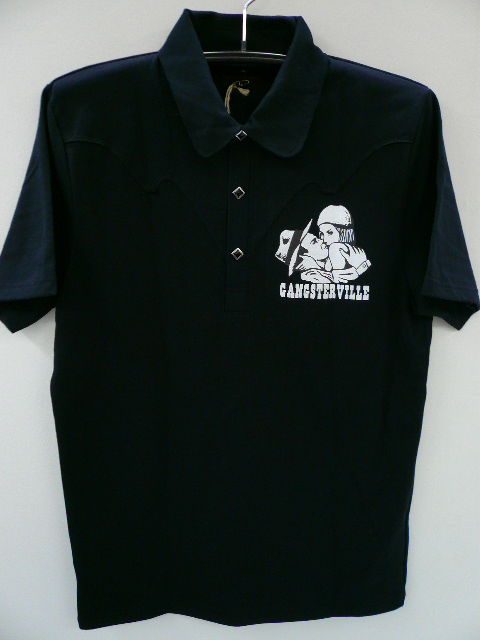 GANGSTERVILLE GANGSTER POLO