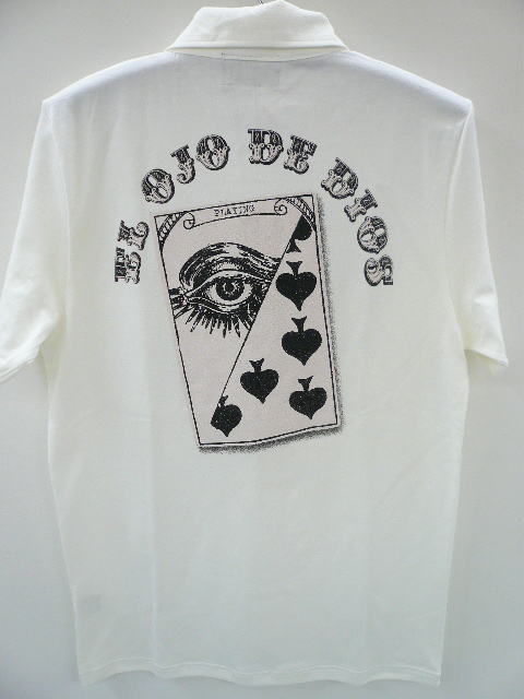 GANGSTERVILLE PLAYING CARD POLO