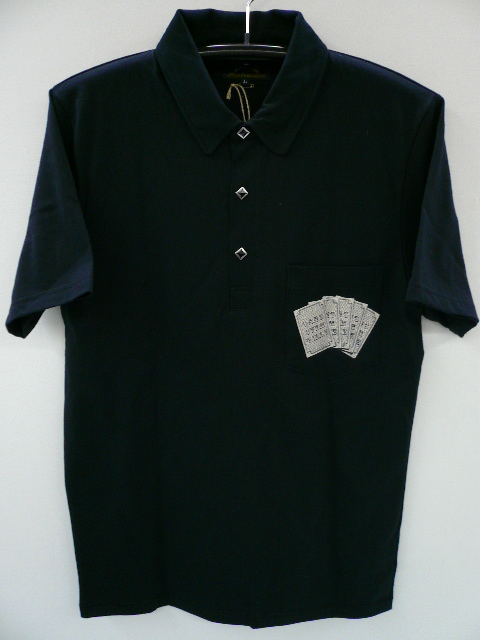 GANGSTERVILLE HEART BANDIT POLO
