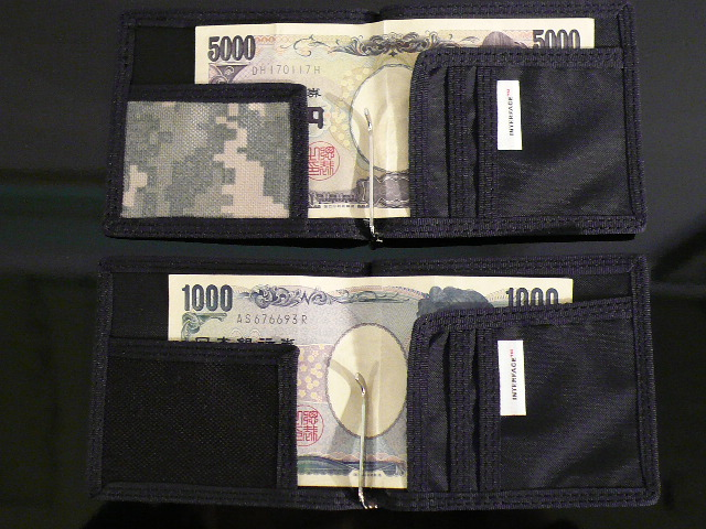 INTERFACE MONEY CLIP