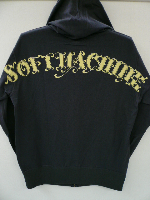 SOFTMACHINE SIGNS HOODED
