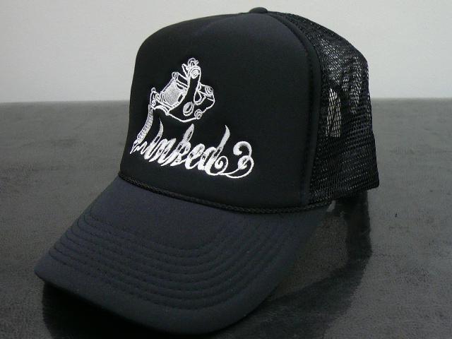 SOFTMACHINE INKED MESH CAP