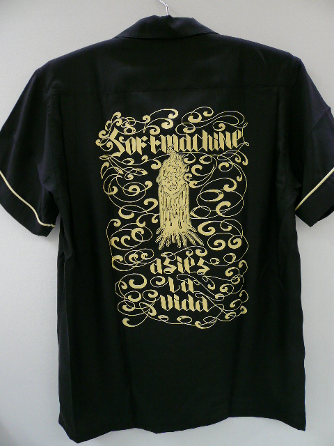 SOFTMACHINE VIDA SHIRTS