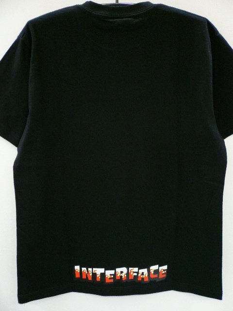 INTERFACE UP FLAMES TEE