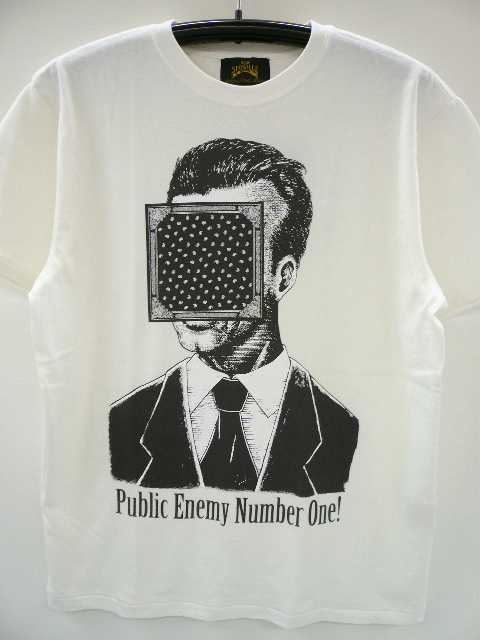 GANGSTERVILLE Public Enemy TEE
