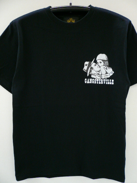 GANGSTERVILLE PALMISTRY TEE