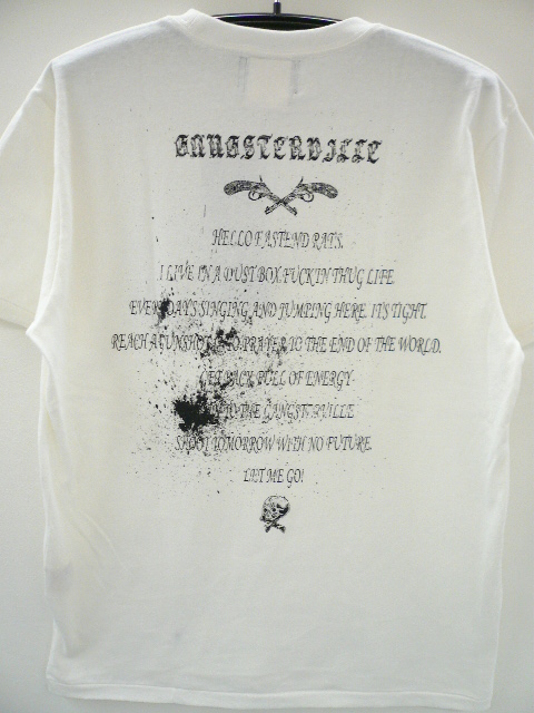 GANGSTERVILLE GANGSTERVILLE TEE