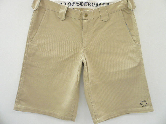 GANGSTERVILLE MEXICANO SHORTS