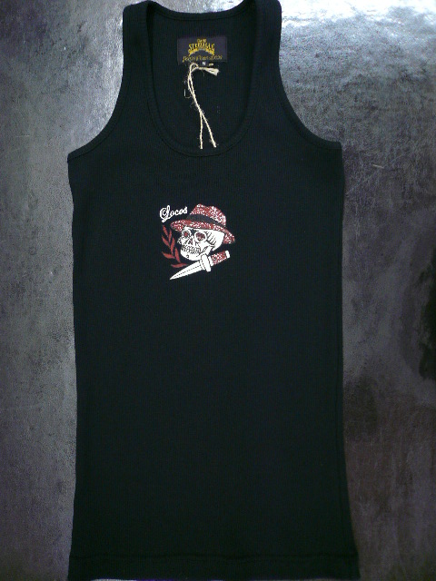 GANGSTERVILLE SIGNATURE LOCOS TANK TOP