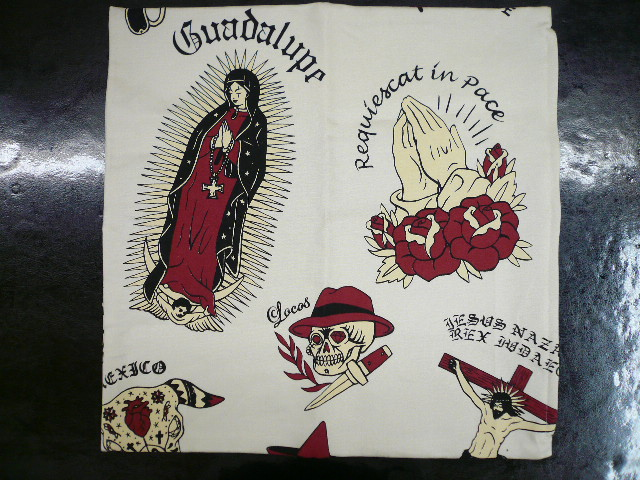 GANGSTERVILLE G.S.V. CUSHION COVER MEXICAN