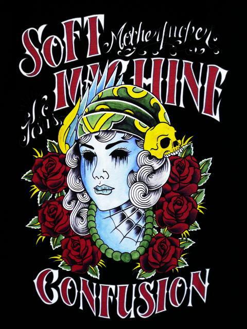 SOFTMACHINE CONFUSE