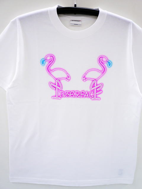 INTERFACE FLAMINGO'S NEON TEE